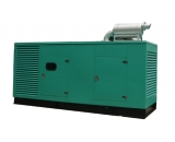 Containerized diesel generator set