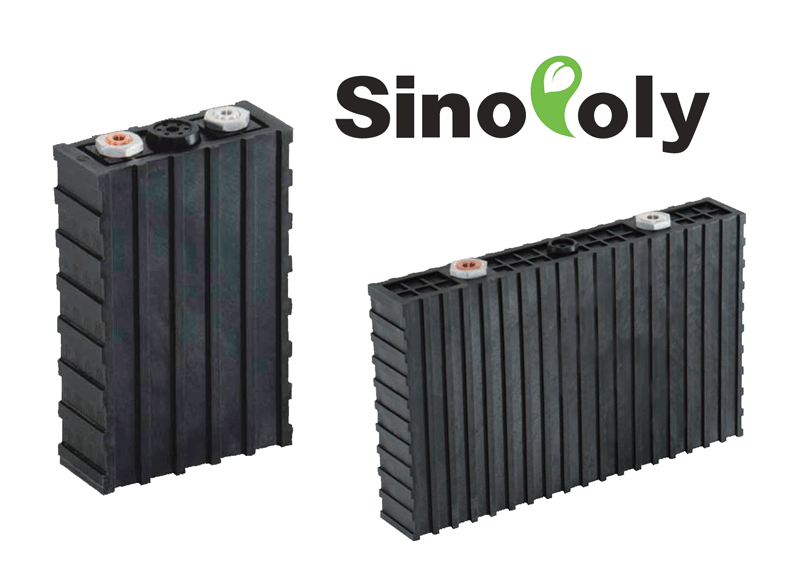 Sinopoly LiFePO4 battery 40-1000AH