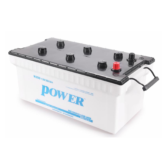 Dry-Charged car battery-N200