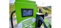 Supplying CHAdeMo rapid charging station for Lithuania